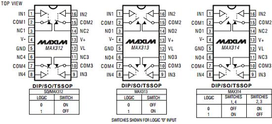 MAX312