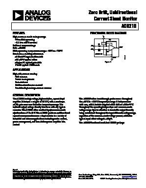 AD8219 image