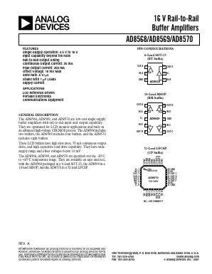 AD8570 image