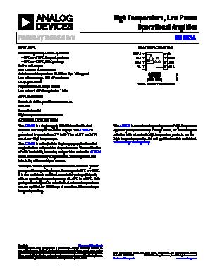 AD8634 image