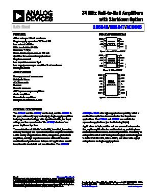 AD8647 image