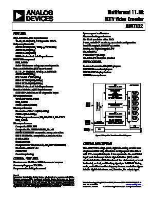 ADV7322 image