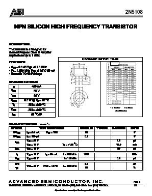 2N5108 image