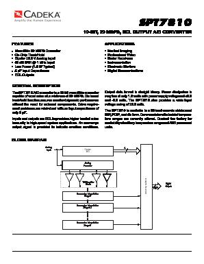 SPT7810 image
