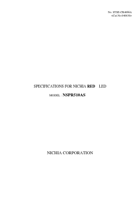 NSPR510A image
