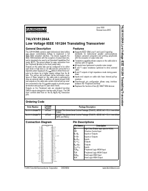 74LVX161284A image