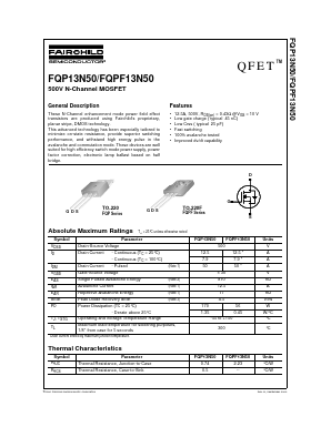 FQPF13N50_02 image