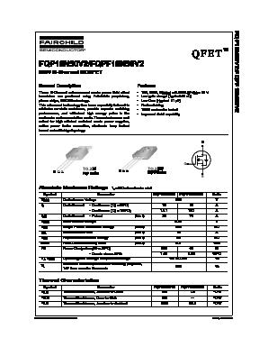 FQPF18N50V2 image