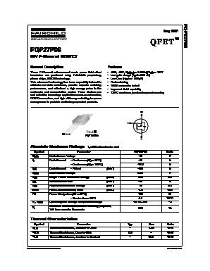 FQP27P06_01 image
