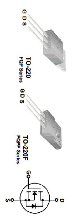FQPF9N25C image