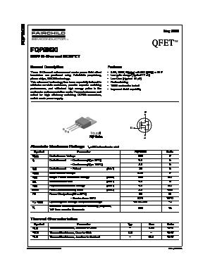 FQP9N30 image