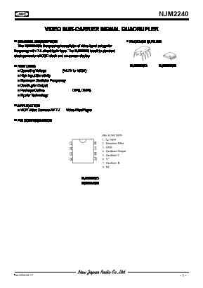 NJM2240 image