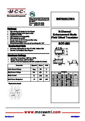 2N7002KDWA image