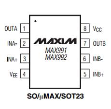 MAX9921 image
