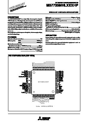 M37733MHL image
