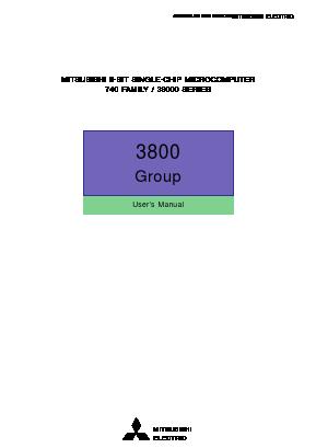M38000E1-XXXFP image