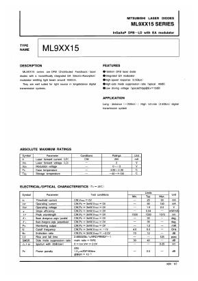 ML9XX15 image