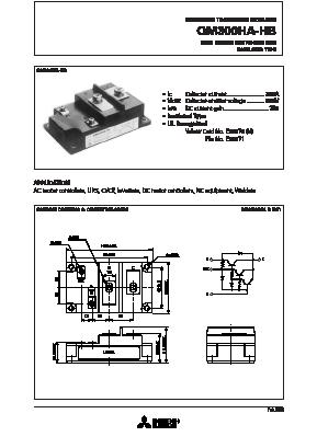 QM300HA-24B image