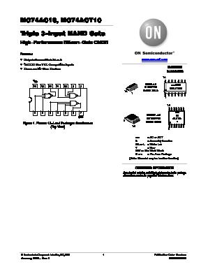 MC74AC10 image