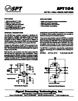 SPT104 image