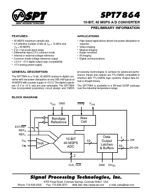 SPT7864 image