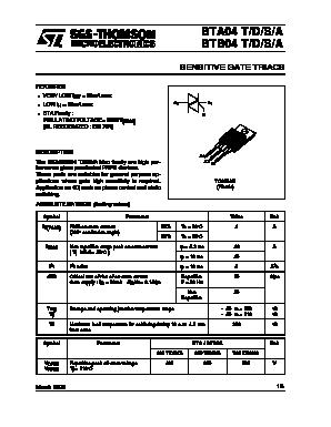 BTA04 image