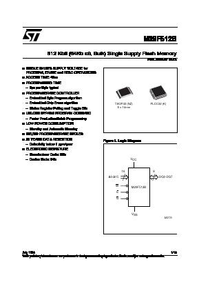 M29F512B image