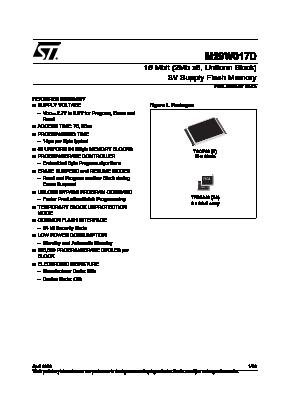 M29W017D image