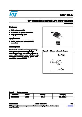 STD13005 image