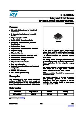 STLC3085 image
