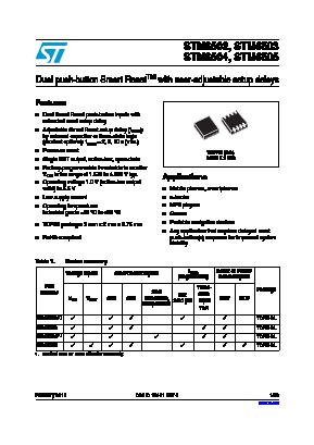 STM6502 image