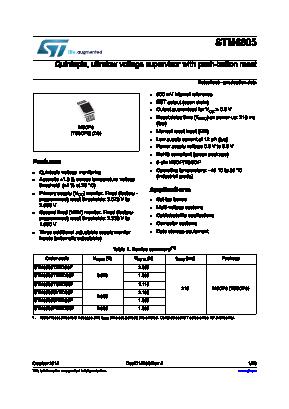 STM6905 image