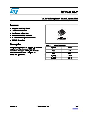 STPS3L40-Y image