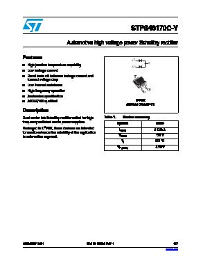 STPS40170C-Y image
