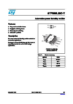 STPS60L30C-Y image