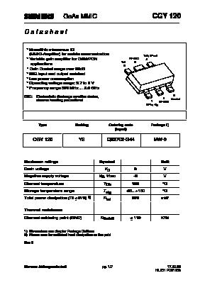 CGY120 image