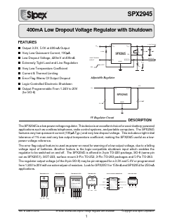 SPX2945M3-3.3 image