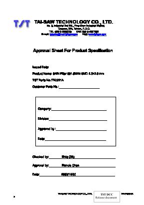 TA0321A image