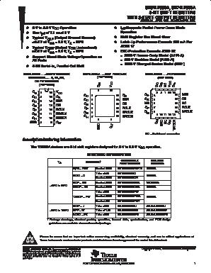 Datasheet 74ls165 Pdf
