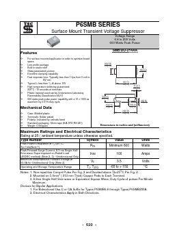 P6SMB120AC image