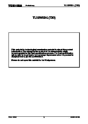 TL12W03-L image