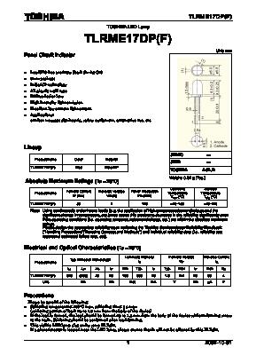 TLRME17DP image