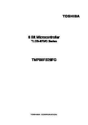 TMP86FS28FG image