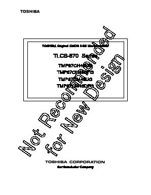 TMP87CM48UG image