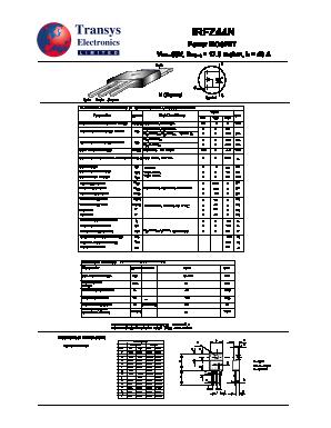 IRFZ44N image