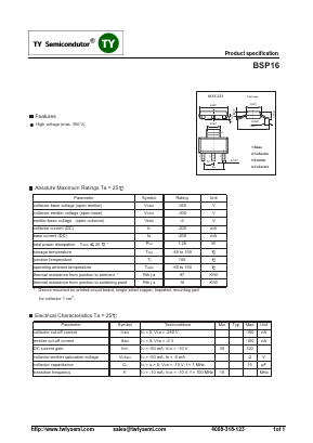 BSP16 image