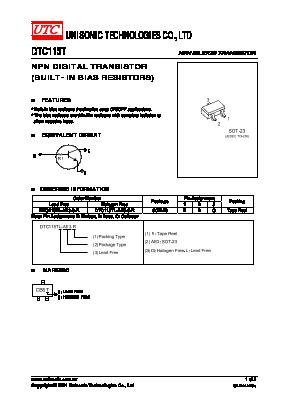 DTC115TG-AE3-6-R image