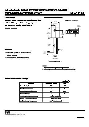 MIE-111A1 image